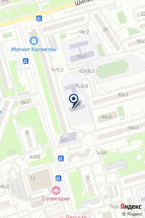ДЕТСКИЙ САД № 840 на карте Дедовска