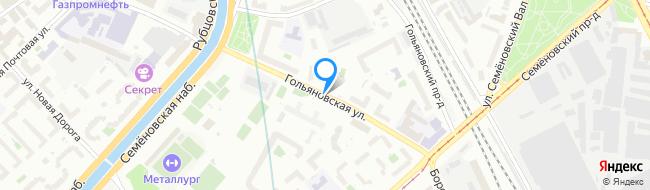 Гольяновская улица