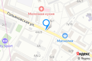 Снять комнату в трехкомнатной квартире в Москве ул. Гольяновская