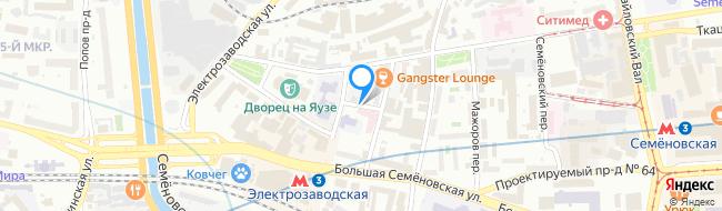 Верхний Журавлёв переулок