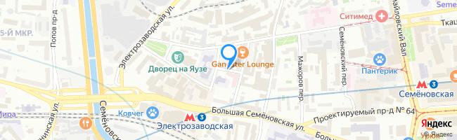 Верхний Новоспасский проезд