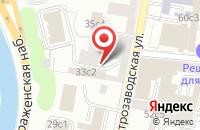 Схема проезда до компании Путь Медиа в Москве