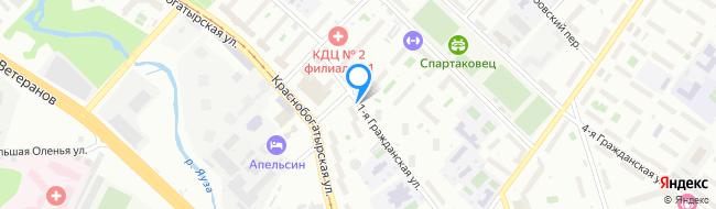 улица Гражданская 1-я