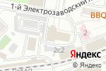 Схема проезда до компании СТА плюс в Москве