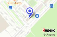 Схема проезда до компании ПТФ НОРД-ОСТ ТРЕЙДИНГ в Москве