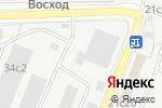 Схема проезда до компании Атриум-Строй в Москве