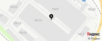 СВмото на карте Москвы