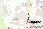 Схема проезда до компании Восток 9 в Москве