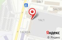 Схема проезда до компании Эластик-Полиграф в Москве