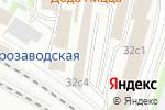 Схема проезда до компании ТЭПИНЖЕНИРИНГ в Москве
