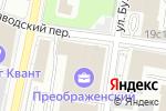 Схема проезда до компании СТК-ПромБетон в Москве