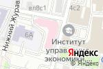 Схема проезда до компании Холдинг KPI в Москве