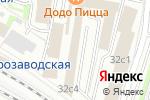 Схема проезда до компании Бари в Москве