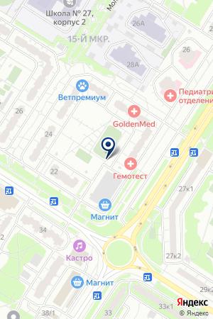 VISAPRINT на карте Мытищ