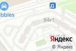 Схема проезда до компании Рико в Москве