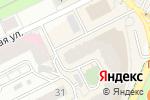 Схема проезда до компании Морева отчетов в Видном