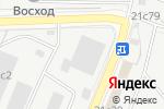 Схема проезда до компании ГидроСфера в Москве