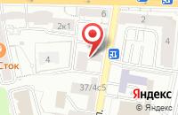 Схема проезда до компании Концерн Дон в Москве
