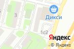 Схема проезда до компании Мастерская по ремонту часов и изготовлению ключей на Батюнинской в Москве