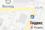 Схема проезда до компании Матрас для Вас в Москве