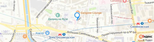 Барабанный переулок