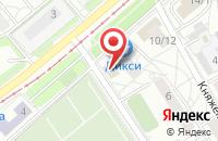 Схема проезда до компании Строй-Мастер в Москве