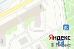 Схема проезда до компании Лайт Стандарт в Москве