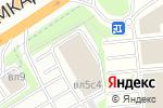 Схема проезда до компании Актив Моторс в Москве