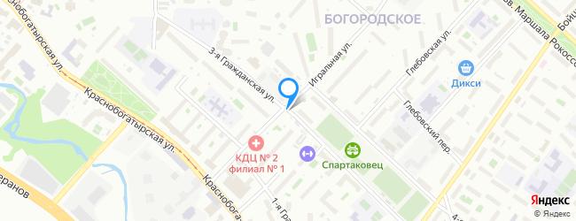 улица Гражданская 3-я