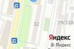Схема проезда до компании Belart-Studio в Москве