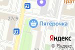 Схема проезда до компании Олдент в Москве