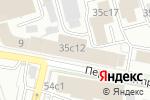 Схема проезда до компании ДЕЗпомощь в Москве