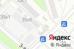Схема проезда до компании Fkturbo в Москве