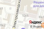 Схема проезда до компании СинЭкспо в Москве