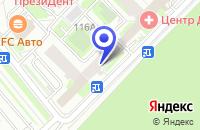 Схема проезда до компании ПТФ ТНП-КОМПЛЕКТ в Москве