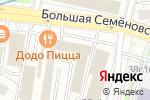 Схема проезда до компании Techreanim service centre в Москве