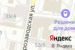 Схема проезда до компании Joma Sport в Москве