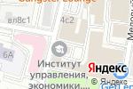 Схема проезда до компании На Барабанном в Москве