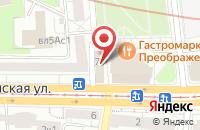 Схема проезда до компании Полиграфия, Издательство, Авторские Материалы в Москве
