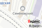 Схема проезда до компании Bayswater в Москве