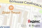 Схема проезда до компании Бэст-Сервис в Москве
