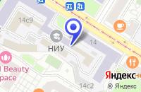 Схема проезда до компании ТФ САМКОМ в Москве