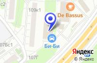 Схема проезда до компании ТФ МОТОЛЕГИОН в Москве