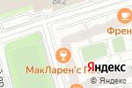 Схема проезда до компании Паркетный Холдинг в Москве