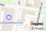 Схема проезда до компании МЕДИАНА в Москве