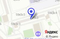 Схема проезда до компании АПТЕКА ИРИДА в Москве