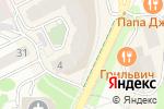 Схема проезда до компании Ля Фантази в Видном