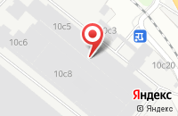 Схема проезда до компании Фармкосметика в Москве