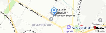 Консорциум центров Электроэнергетика и Школа менеджеров на карте Москвы