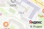 Схема проезда до компании РК Трейдинг в Москве